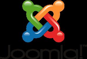 joomla logo vert color